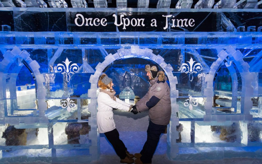 SnowCastle in Lapland – the perfect cool escape this summer